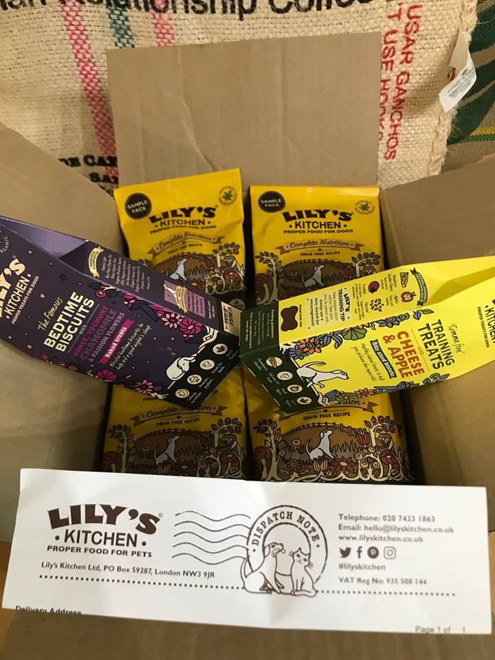 Lillys Dog Food
